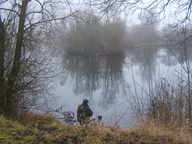 Fishing near Needham Market