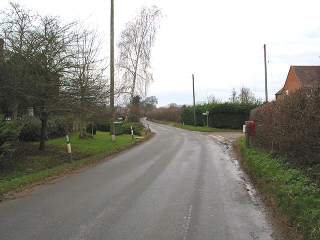 B4216 to Newent passes through Anthony's Cross