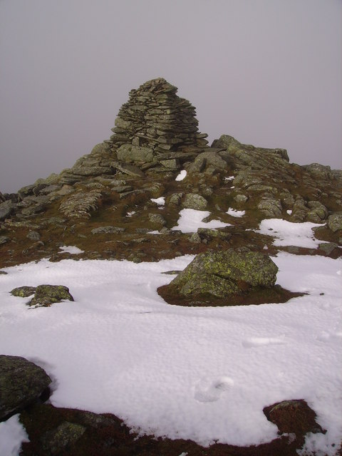 Cairn on Ill Bell