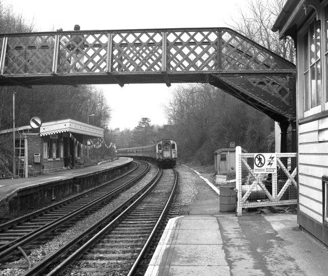 Wadhurst station (2)