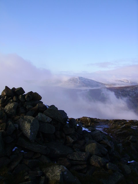Summit Cairn, Froswick