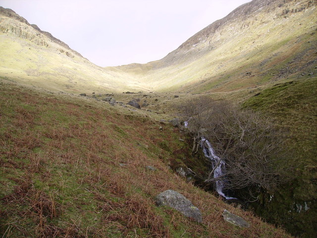 Waterfall, Troutbeck