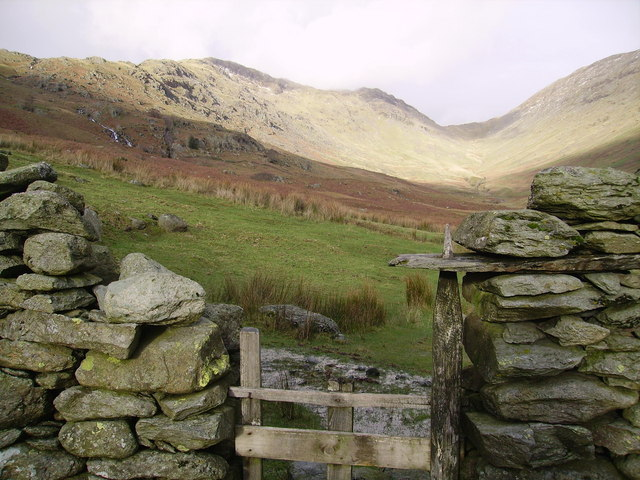 Wall, Troutbeck