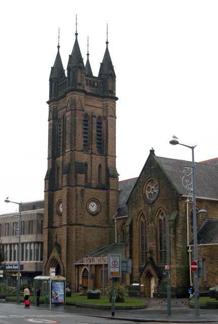 St Johns Blackpool