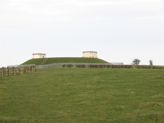 Bignall Hill service reservoir