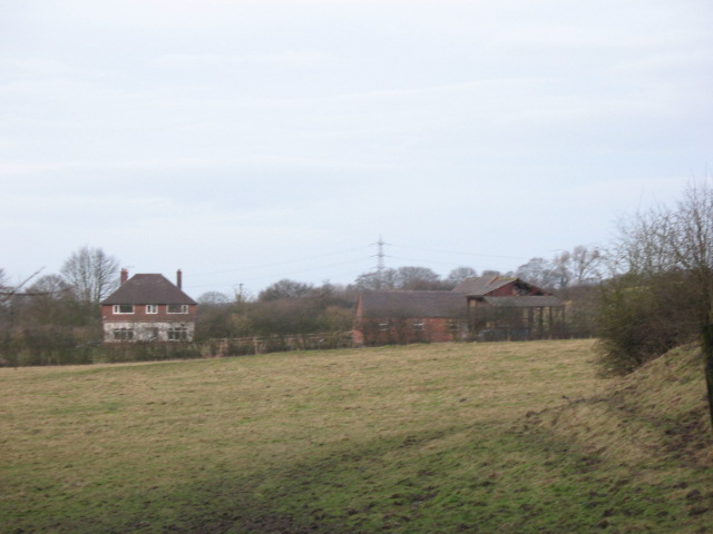Diglake Farm, Butters Green