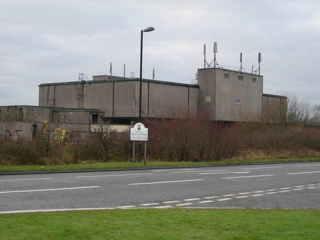 Industrial Building, off East Somerset Way, Wells