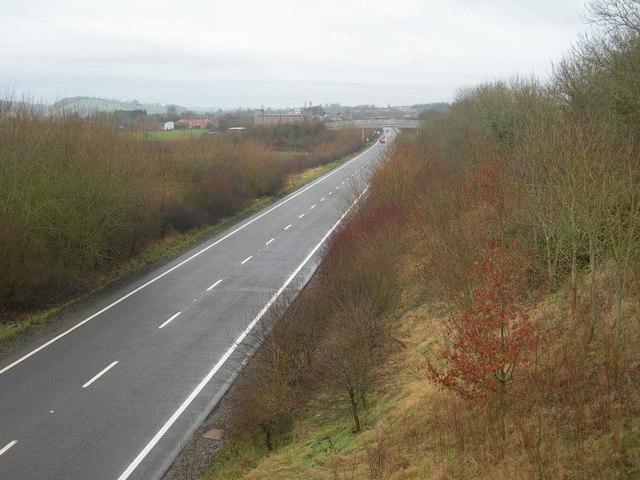 East Somerset Way, Wells