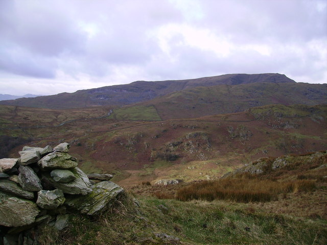 Summit Cairn, Troutbeck Tongue