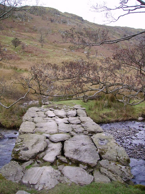 Old Bridge, Troutbeck