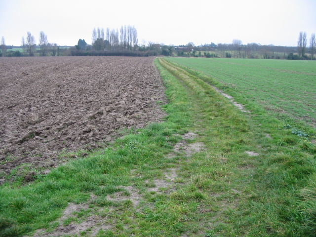 Bridleway to Little Knell Farm