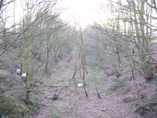 Route of the North Staffordshire Railway