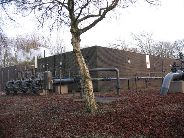Dunkirk gas plant