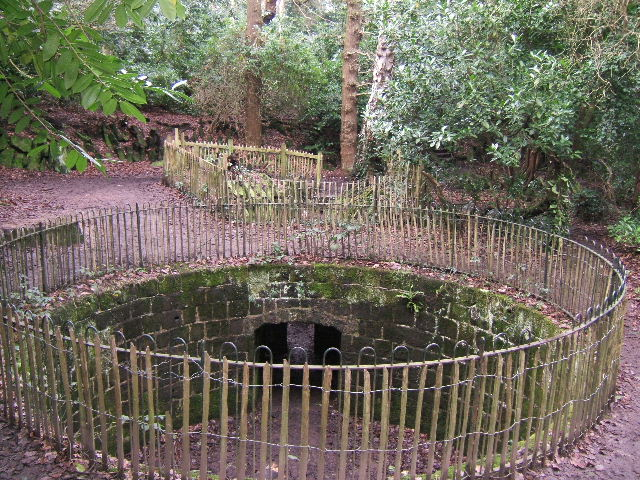 Eastham Woods Country Park, Bear Pit