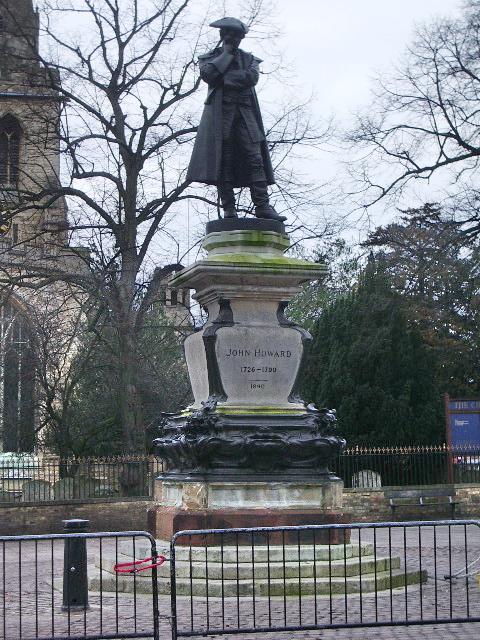 John Howard 1726-1790