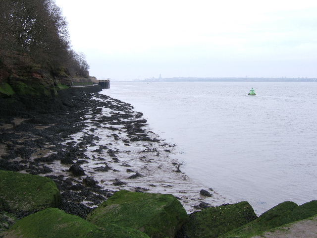Waterway for the Manchester Ship Canal