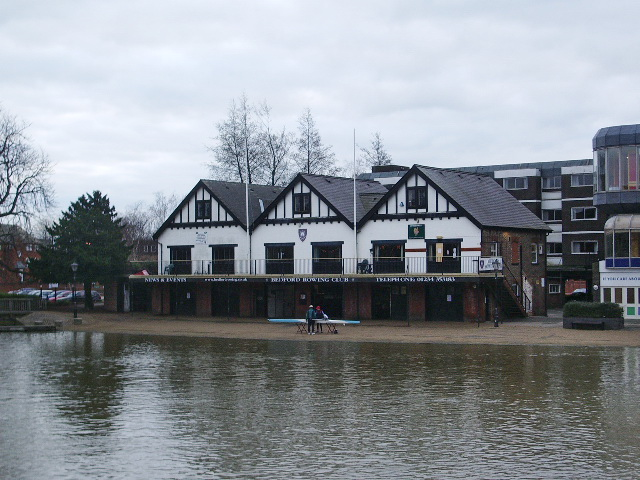 Bedford Rowing Clubhouse
