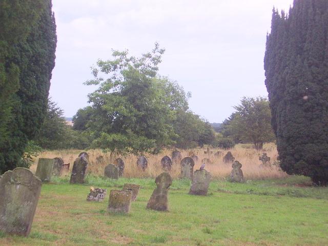 St Mary`s Church Graveyard