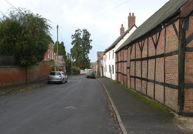 Main Street, Bruntingthorpe