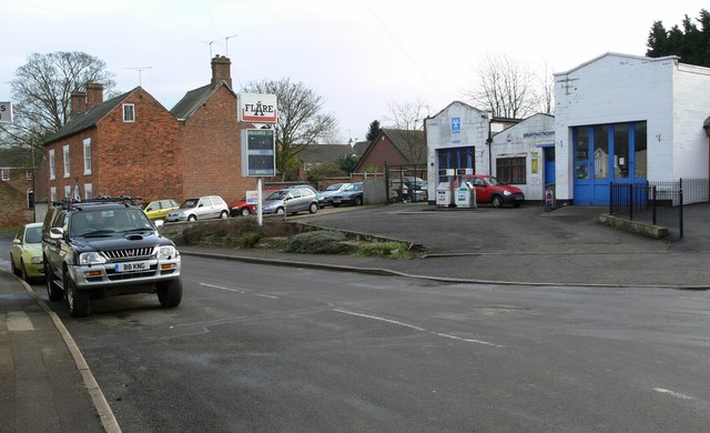 Bruntingthorpe Garage