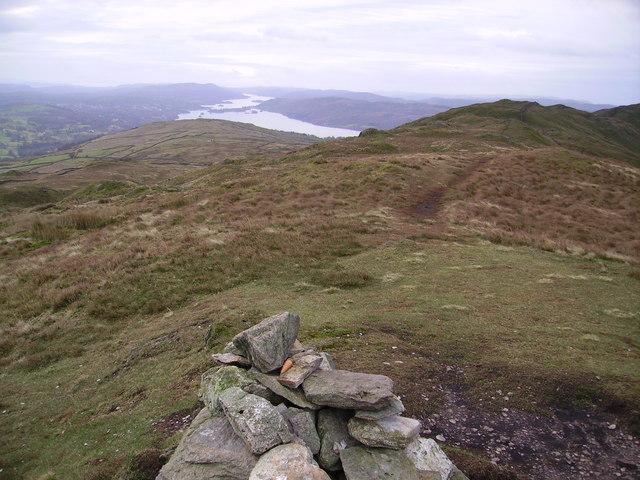 Summit Cairn, Baystones