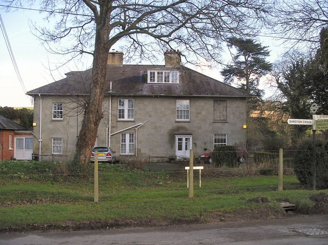 The Rectory, Main Street, Iwerne Courtney, Dorset