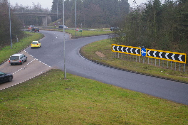 A47 junction