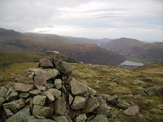 Summit Cairn, Middle Dodd