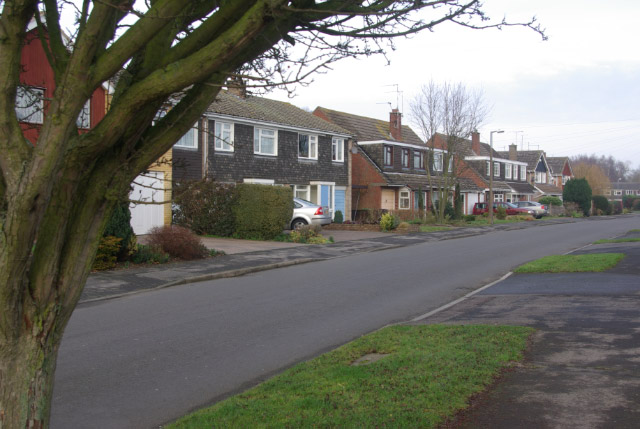 Meadow Road, Wolston