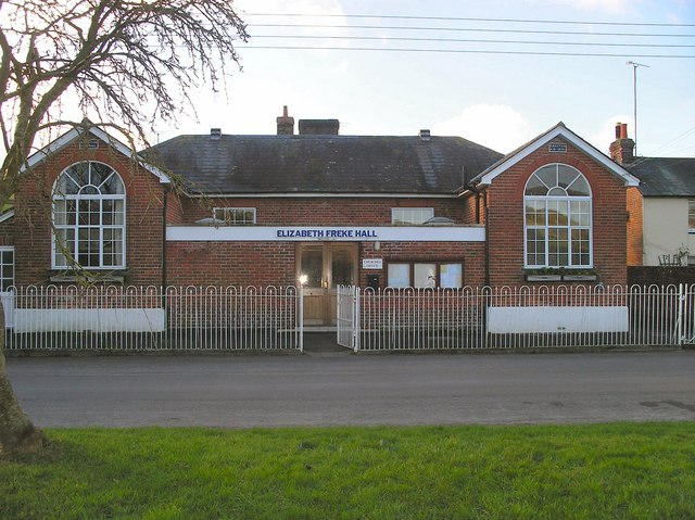 Village Hall, Iwerne Courtney, Dorset