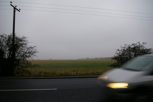 A47 and fenland