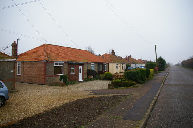 Ebenezer Cottages