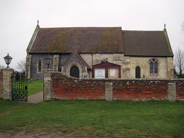 All Saints, Wrabness