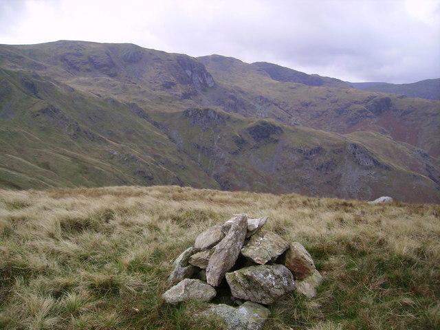 Summit Cairn, High Hartsop Dodd