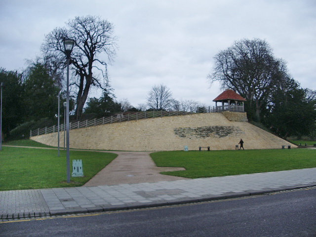 Castle Hill, Bedford