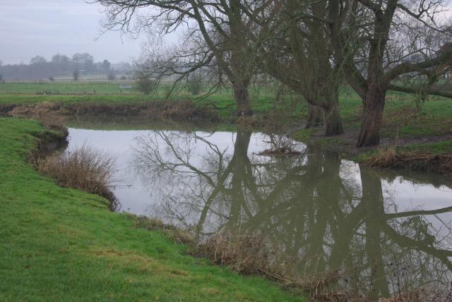 River Avon, near Marston