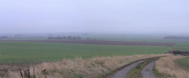 Towards Clifton Pasture