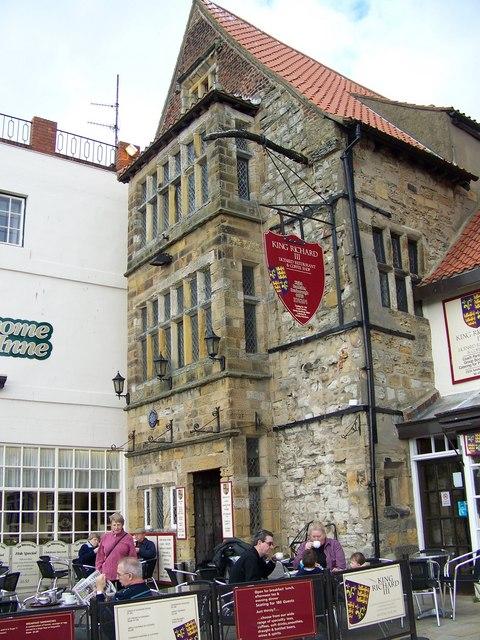 King Richard's Tearoom, Scarborough