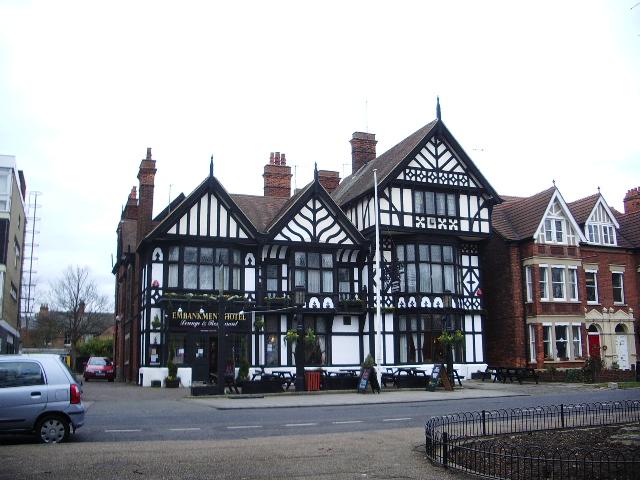 Embankment Hotel, Bedford