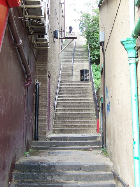 Gillys Steps, Scarborough