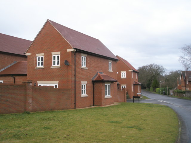New homes at Kilnfields