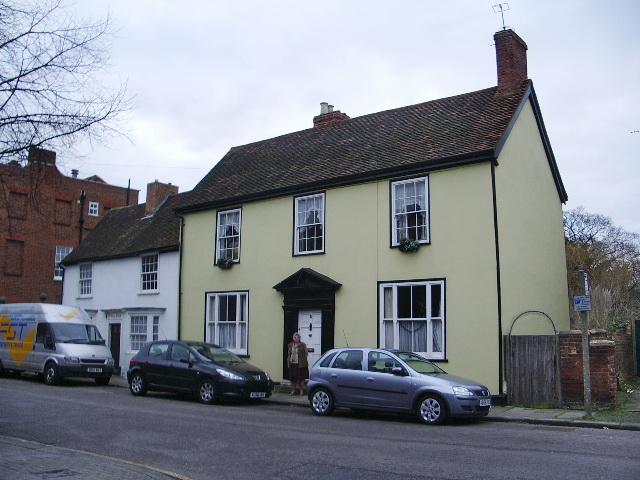 House on Cardington Road, Bedford
