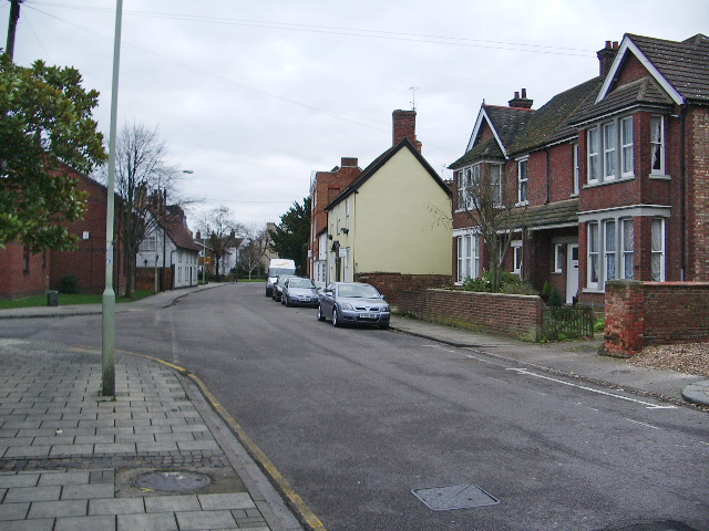 Cardington Road, Bedford