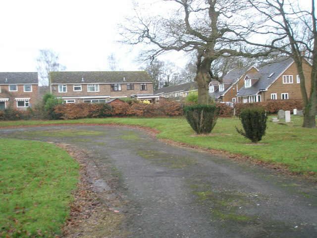 Cemetery in Weycombe Road