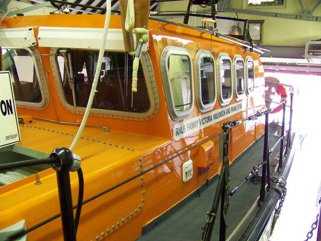 Scarborough Lifeboat