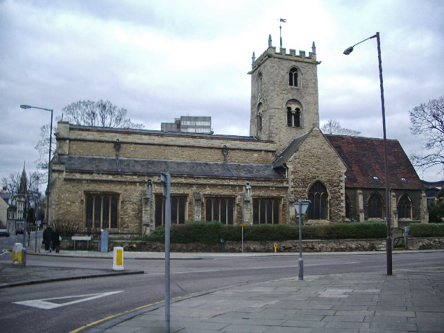 St Mary's Church, Bedford