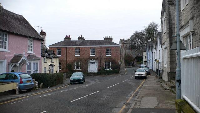 Castle Street, Ruthin