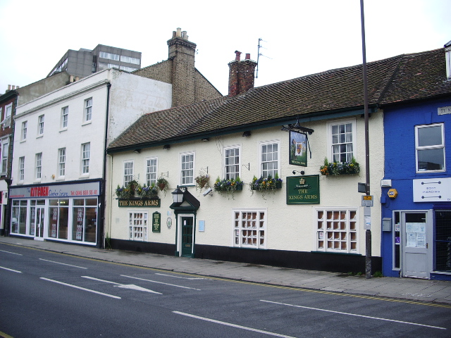 The Kings Arms, St Mary's Street, Bedford