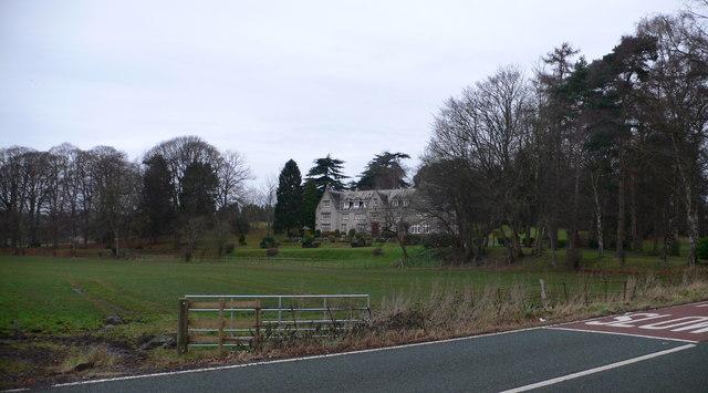 Scott House, Ruthin