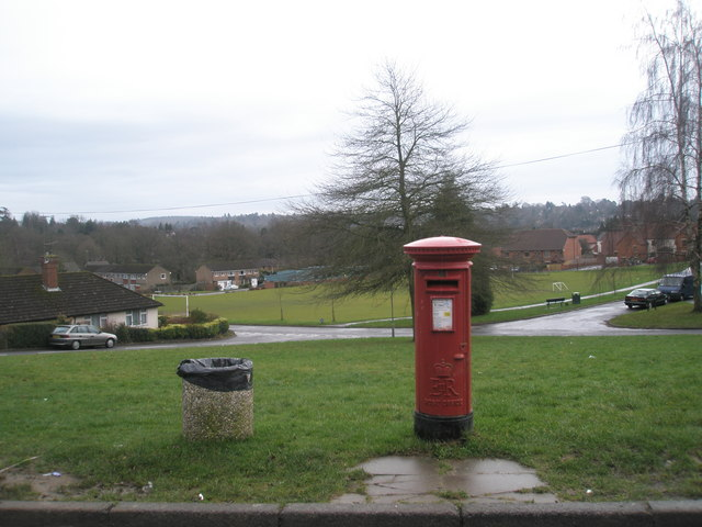 View from post-box